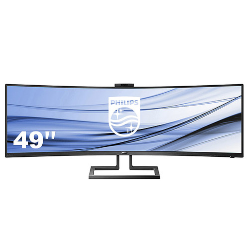 "Philips 49"" LED - 499P9H pas cher"