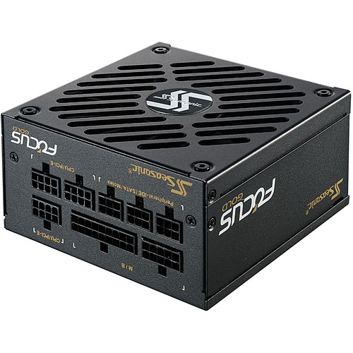 Seasonic Focus SGX-650 80PLUS Gold pas cher