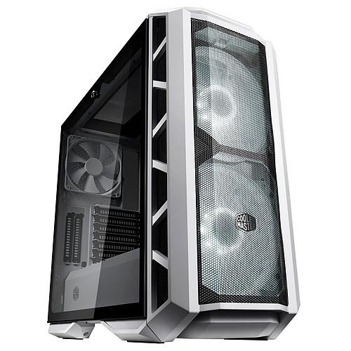 Cooler Master MasterCase H500P - Blanc pas cher