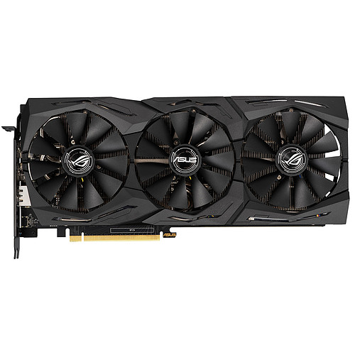 ASUS GeForce RTX 2060 ROG-STRIX-RTX2060-A6G-GAMING pas cher