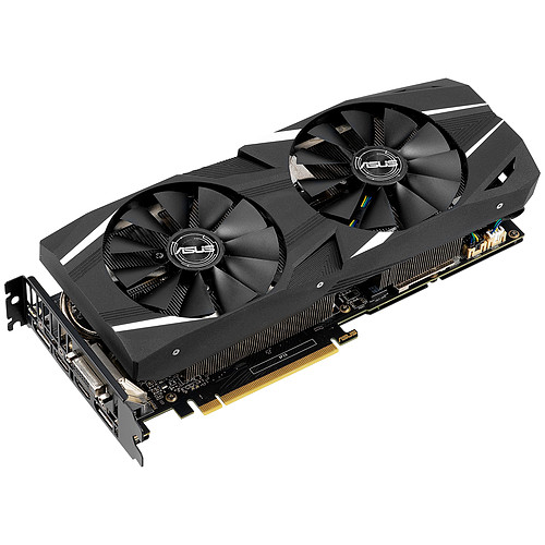 ASUS GeForce RTX 2060 DUAL-RTX2060-O6G pas cher
