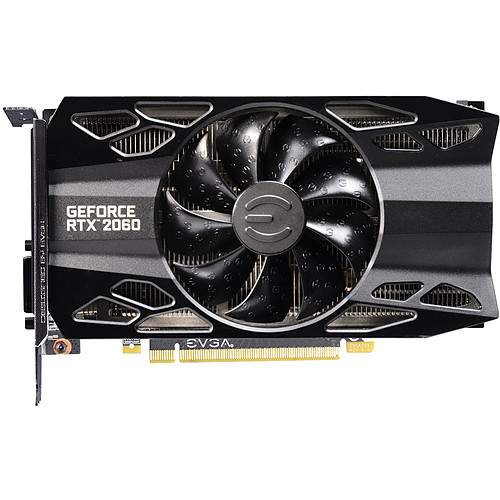 EVGA GeForce RTX 2060 XC GAMING pas cher