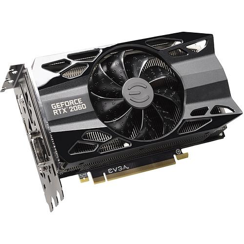 EVGA GeForce RTX 2060 XC BLACK GAMING pas cher