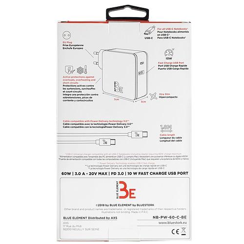 BlueElement Chargeur Universel USB-C 60W pas cher