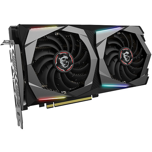 MSI GeForce RTX 2060 GAMING Z 6G pas cher