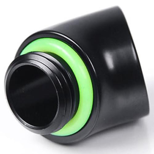 Barrow Embout à 45° pour tube de 12mm - Noir pas cher