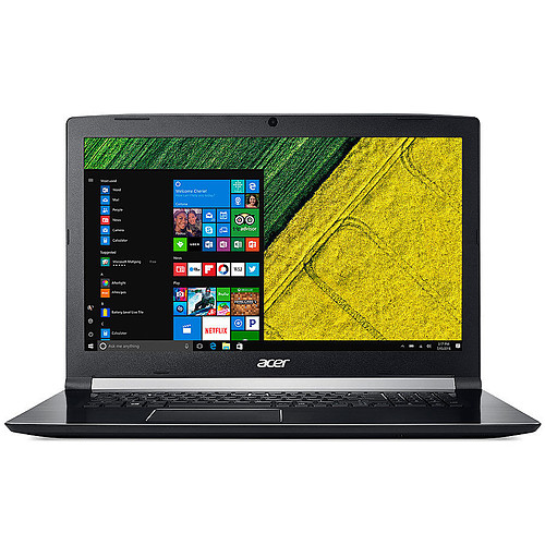 Acer Aspire 7 A715-72G-55N6 Noir pas cher