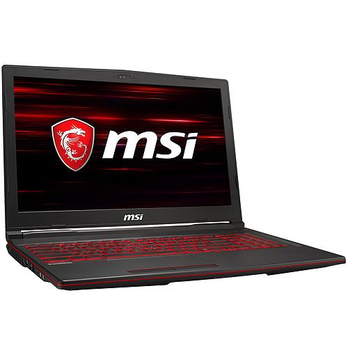 MSI GL63 9SD-1037FR 4K Dragon Edition pas cher