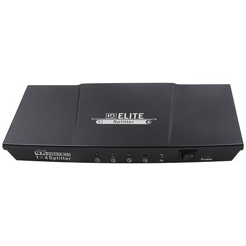 HDElite ProHD Splitter 4 ports 4Kx2K pas cher