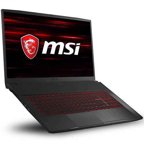 MSI GF75 Thin 10SCXR-040FR Dragon Station pas cher