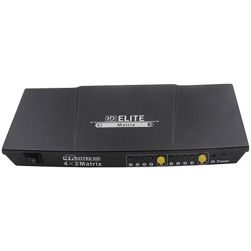HDElite ProHD Matrice (4 x 2) 4Kx2K pas cher