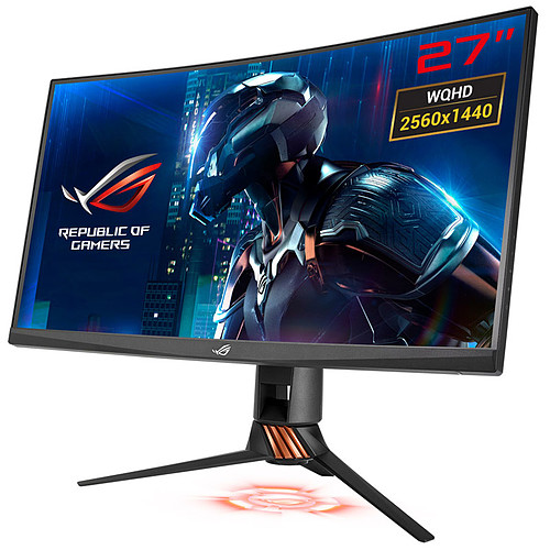 "ASUS 27"" LED - ROG Swift PG27VQ pas cher"