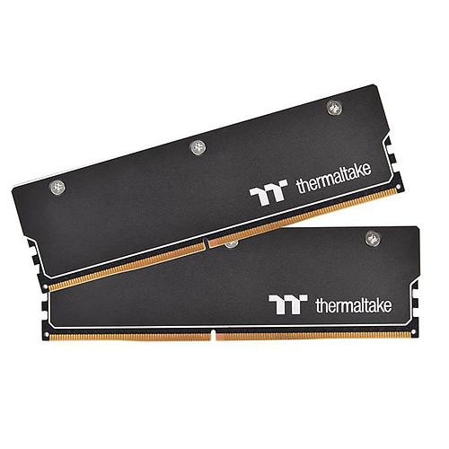Thermaltake WaterRam RGB 16 Go (2 x 8 Go) DDR4 3200 MHz CL16 SR pas cher