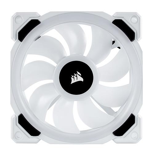 Corsair LL Series LL120 RGB Triple Pack - Blanc pas cher