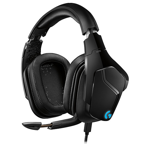 Logitech G935 Wireless pas cher
