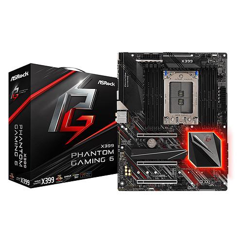 ASRock X399 Phantom Gaming 6 pas cher