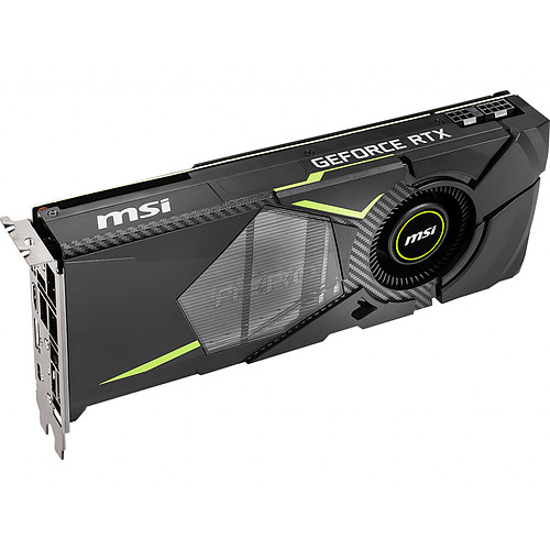 MSI GeForce RTX 2070 AERO 8G pas cher