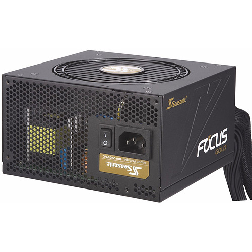 Seasonic FOCUS 650 Gold pas cher