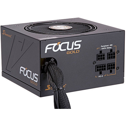 Seasonic FOCUS 550 Gold pas cher