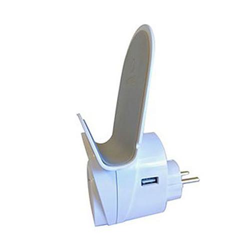 Watt&Co Station de charge et d'accueil USB pas cher
