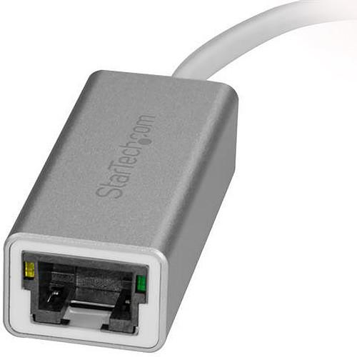 StarTech.com Adaptateur réseau Gigabit Ethernet 10/100/1000 Mbps (USB 3.0) pas cher