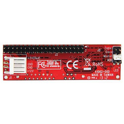 StarTech.com Adaptateur IDE 40 pin PATA vers SATA pas cher