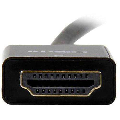 StarTech.com Câble HDMI haute vitesse actif de 5 m pas cher
