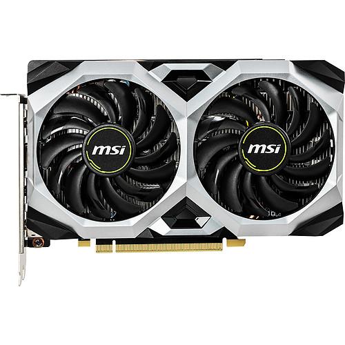 MSI GeForce GTX 1660 Ti VENTUS XS 6G OC pas cher