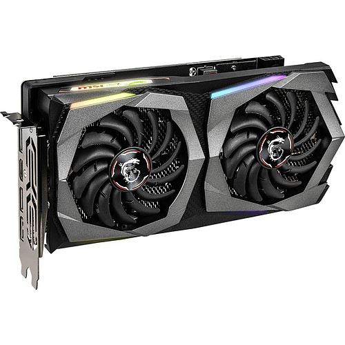 MSI GeForce RTX 2060 GAMING 6G pas cher