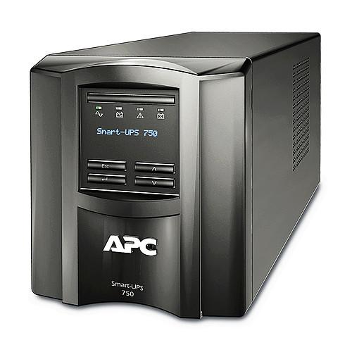 APC Smart-UPS SMT 750VA Tour pas cher