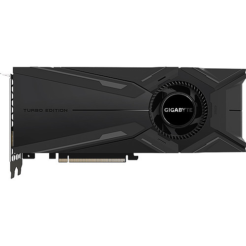 Gigabyte GeForce RTX 2080 TURBO OC 8G pas cher