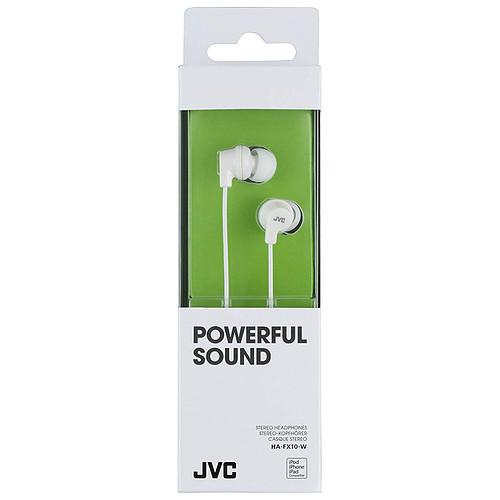 JVC HA-FX10 Blanc pas cher