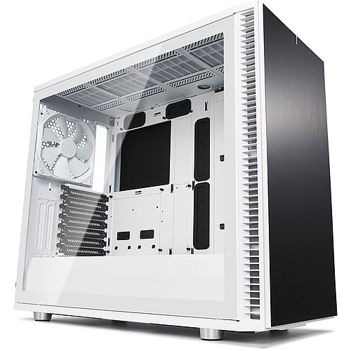 Fractal Design Define S2 White TG pas cher