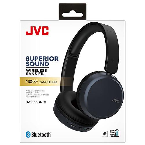 JVC HA-S65BN Bleu pas cher