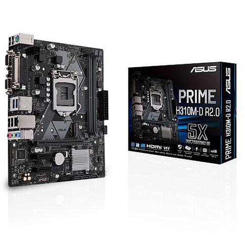 ASUS PRIME H310M-D R2.0 pas cher