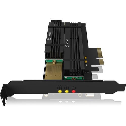ICY BOX IB-PCI215M2-HSL pas cher