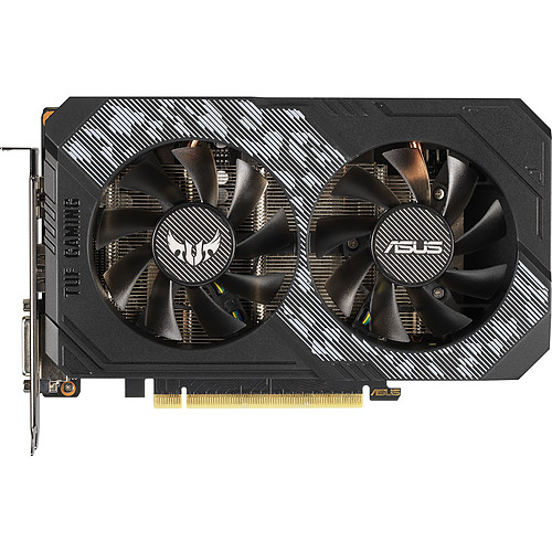 ASUS GeForce RTX 2060 TUF-RTX2060-O6G-GAMING pas cher