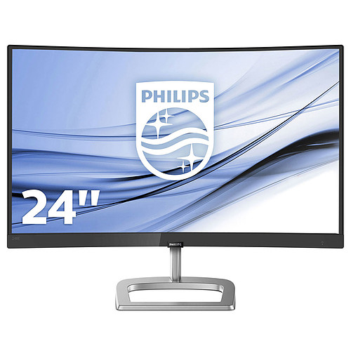 "Philips 24"" LED - 248E9QHSB pas cher"