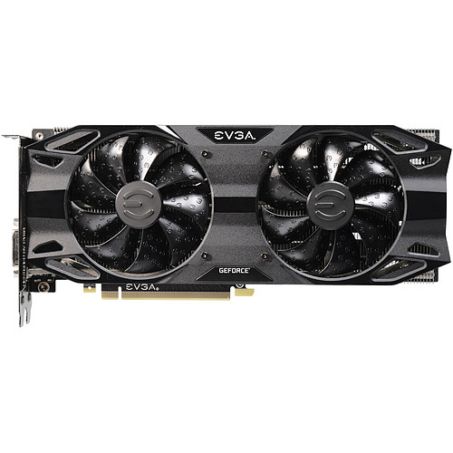 EVGA GeForce GTX 1660 XC ULTRA GAMING pas cher