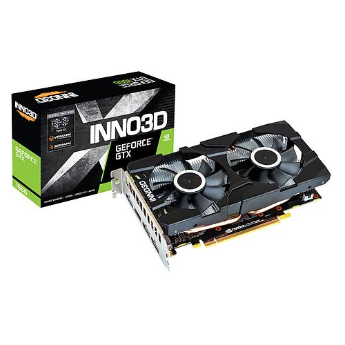 INNO3D GeForce GTX 1660 TWIN X2 pas cher