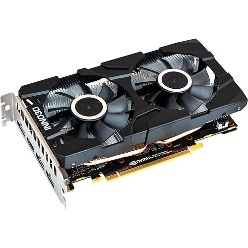 INNO3D GeForce GTX 1660 TWIN X2 (1521VA15) pas cher