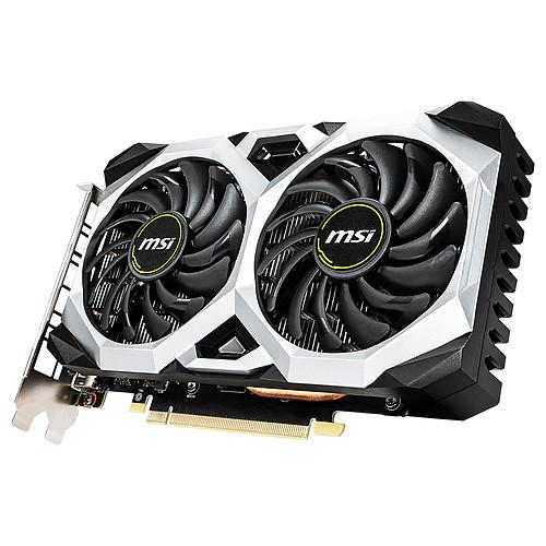 MSI GeForce GTX 1660 VENTUS XS 6G OC pas cher