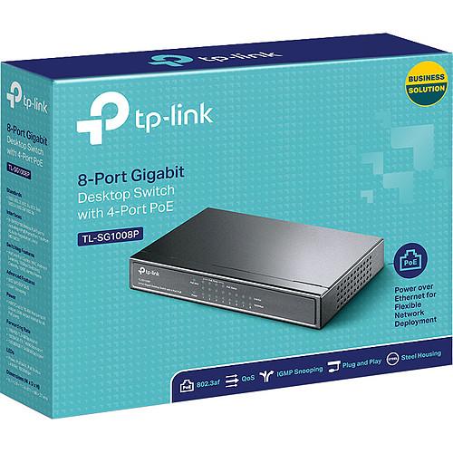 TP-LINK TL-SG1008P pas cher
