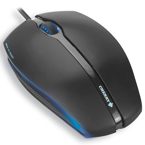 Cherry Gentix Corded Optical Illuminated Mouse pas cher