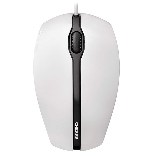 Cherry Gentix Corded Optical Mouse Blanc pas cher