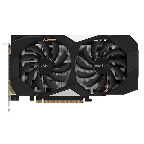 Gigabyte GeForce GTX 1660 OC 6G pas cher