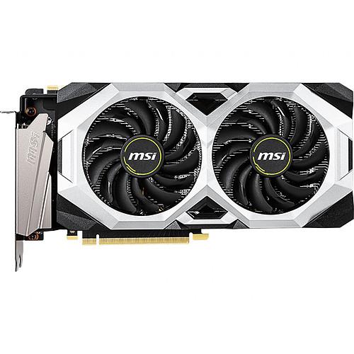 MSI GeForce RTX 2080 VENTUS 8G V2 pas cher