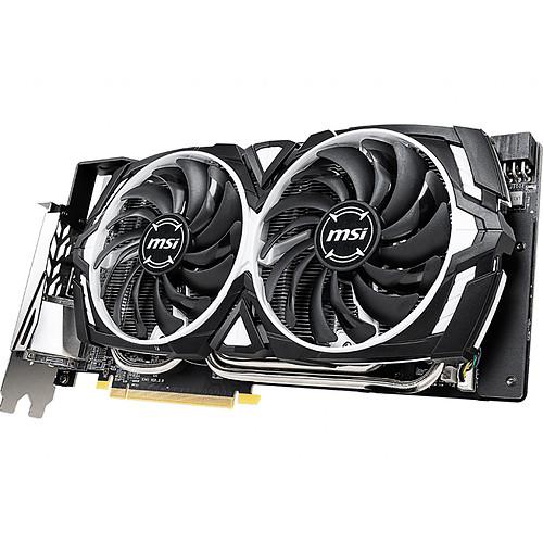 MSI Radeon RX 590 ARMOR 8G OC pas cher