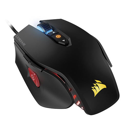 Corsair Gaming M65 Pro RGB (noir) pas cher