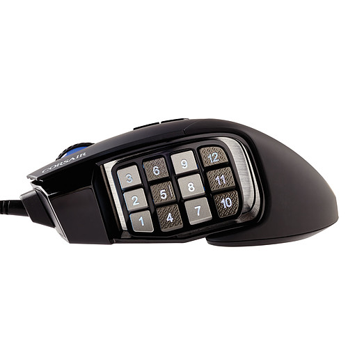 Corsair Gaming Scimitar Pro RGB (noir) pas cher